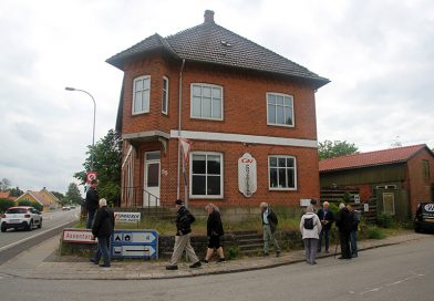 Byvandring i Stenmagle